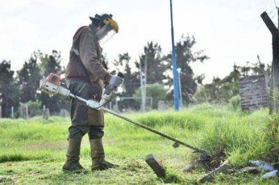 Intensos operativos contra el dengue en distintos barrios de Quilmes