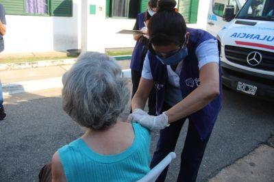 Se viene un nuevo operativo de vacunación antigripal en los barrios