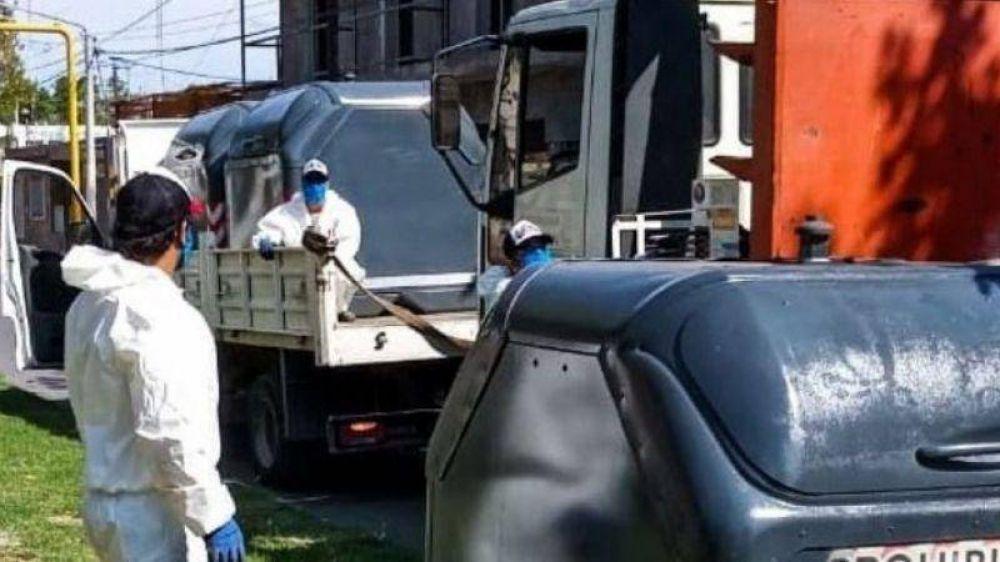 Saca la basura: Se viene un operativo de limpieza en Semana Santa