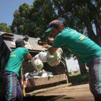 La Provincia brindó recomendaciones para la recolección de residuos