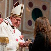 Hoy hace 7 años el Papa Francisco tomó posesión como Obispo de Roma