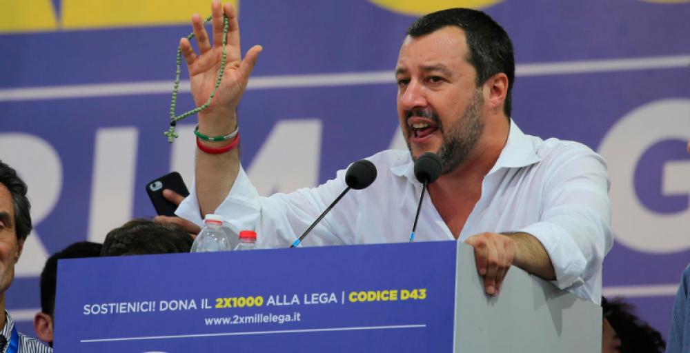 Cruce de los obispos italianos con Salvini por el cierre de las iglesias