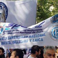 """La CGT Mendoza rechazó la """"perversa"""" iniciativa que pretende la """"destrucción"""" de sindicatos y obras sociales"""