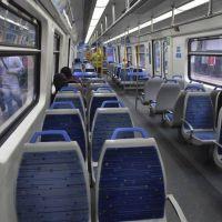 Trabajadores de Sarmiento piden que se viaje gratis en tren durante la cuarentena