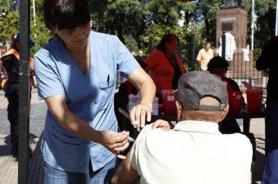 La Matanza | Más de 4 mil adultos mayores ya recibieron la vacuna antigripal