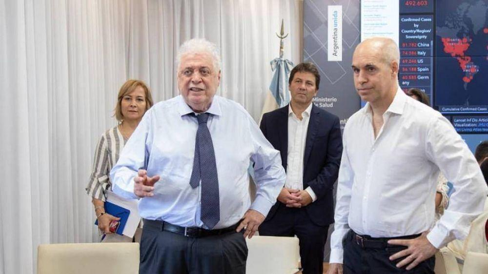 Para enfrentar la crisis del coronavirus, Larreta quiere colocar hasta USD 150 millones de deuda
