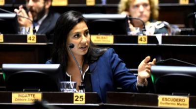 """Débora Indarte: """"La Provincia se está haciendo eco de una cuestión que nos toca vivir"""""""
