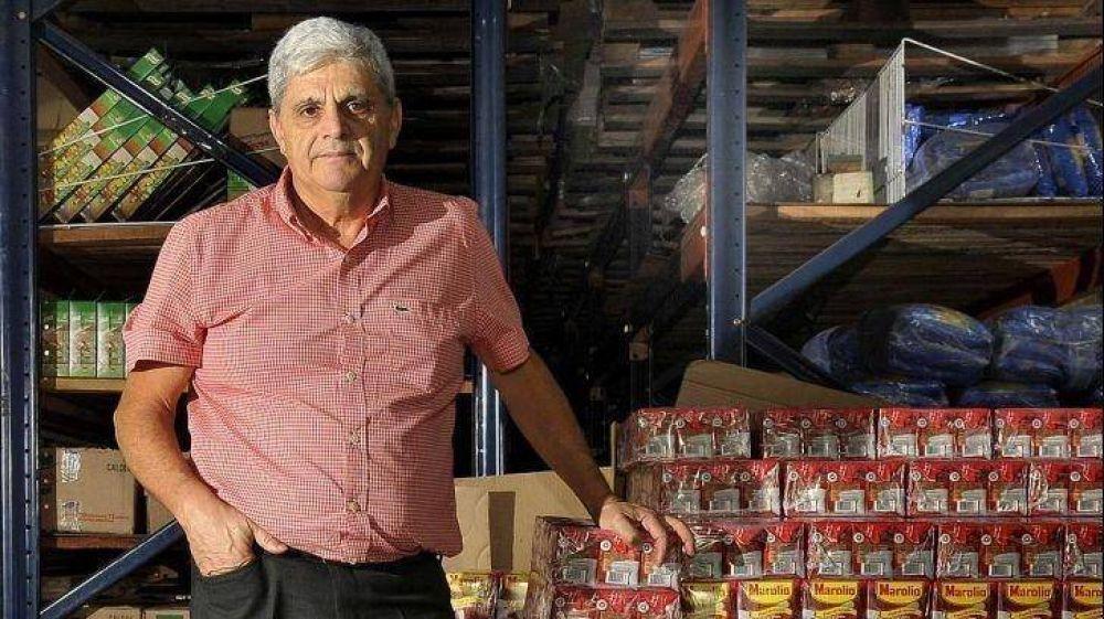 Víctor Fera, sobre las compras de alimentos de Desarrollo Social: