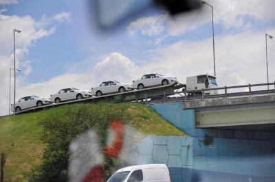 Logística: de cada 100 camiones, sólo se mueven 26 en Córdoba