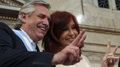 Cristina visitó a Alberto Fernández para hablar sobre el coronavirus
