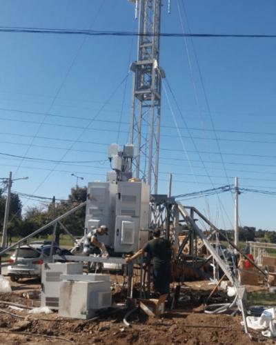 Varela: continúan los trabajos para la construcción del Hospital de Emergencia