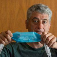 Gesell: Barrera se suma al uso obligatorio de barbijo y prohíbe el ingreso de turistas por Semana Santa