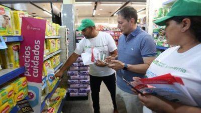 El Gobierno le otorgó a los intendentes el control de precios en los pequeños comercios