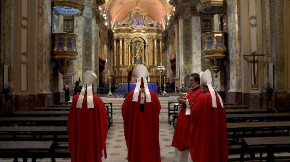Semana Santa: la Iglesia se reinventa para subsistir en cuarentena