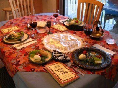 Pesaj 2020 en cuarentena: ¿cómo festejan las pascuas judías en aislamiento?
