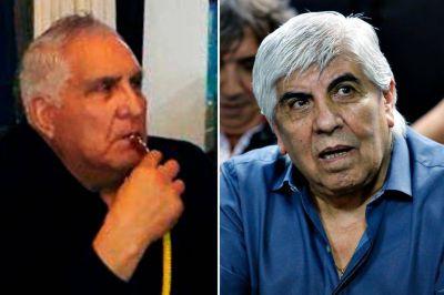 Coronavirus en la Argentina: Hugo Moyano y Pata Medina olvidan los enfrentamientos a tiros y hacen las paces