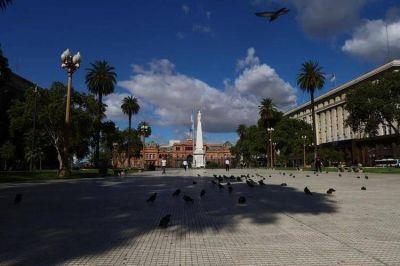 El gobierno porteño proyectó que habrá tres meses más de circulación restringida