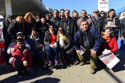 """Carla Lacorte: """"Repudiamos la represión contra los obreros del Penta"""""""