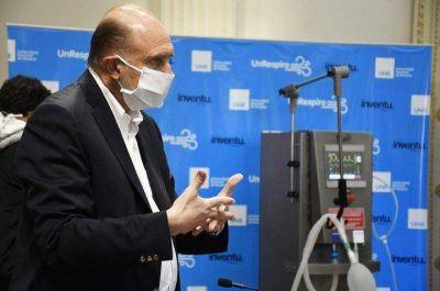 Coronavirus en Argentina: el respirador de bajo costo diseñado en Rosario está listo para ser fabricado en serie