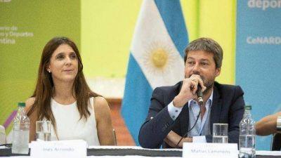 El Gobierno garantizó asistencia a los clubes marplatenses ante la crisis por la pandemia