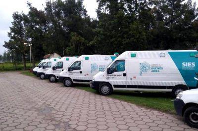 Vuelven a las calles las ambulancias del SIES: qué pasa con el SAME Provincia