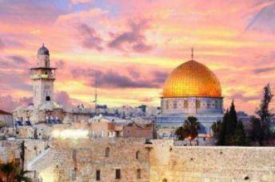 Una Jerusalén confinada se enfrenta al desafío de las fiestas religiosas