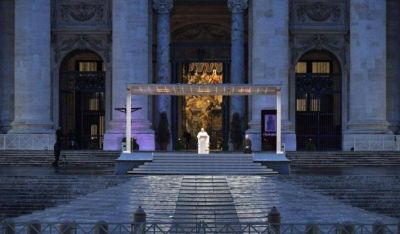 La sociedad no es tan secularizada: la crisis del coronavirus reactiva el sentimiento religioso