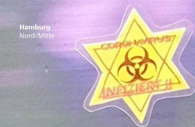 El antisemitismo y el coronavirus crecen a la par en Alemania