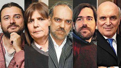 De Grabois a Bullrich o Del Caño, los políticos que se rebelan ante la concordia