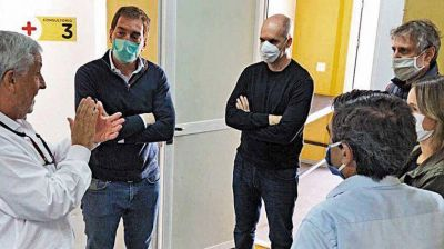 En búsqueda de fondos, Larreta declarará la emergencia económica