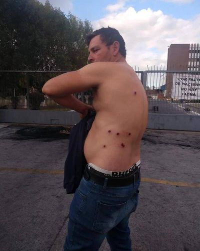 Berbere repudió la brutal represión policial a los trabajadores de Frigorífico Penta