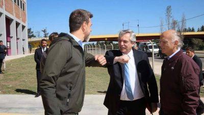 Alberto Fernández contiene a intendentes propios y opositores y abre una grieta entre los dirigentes de Juntos por el Cambio