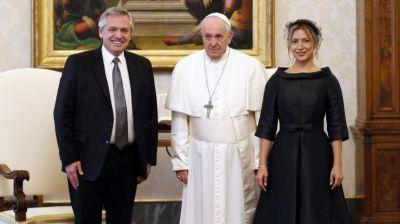 Alberto y el Papa: llamadas, enviados y un acercamiento político y espiritual