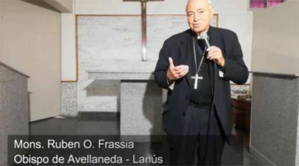 Mensaje de Pascua del Obispo de la Diócesis de Avellaneda Lanús, Monseñor Frassia
