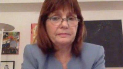 """Coronavirus en Argentina: Patricia Bullrich dijo que Alberto Fernández """"está gobernando con decretos"""" y reclamó que el Congreso vuelva a funcionar"""