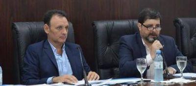 """Diego Perrella: """"Estamos cuidando y preocupándonos por la salud de nuestros vecinos"""""""