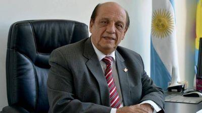 Juan José Mussi sugiere a los berazateguenses usar tapabocas caseros