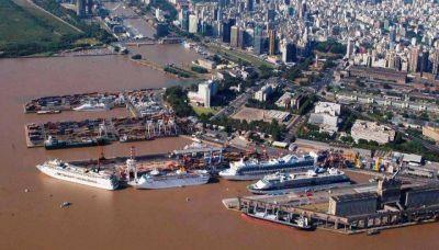 """Puerto de Buenos Aires: """"Lamentablemente hay empresarios y CEOS que no aprenden la lección, aun en medio de esta trágica pandemia mundial"""""""