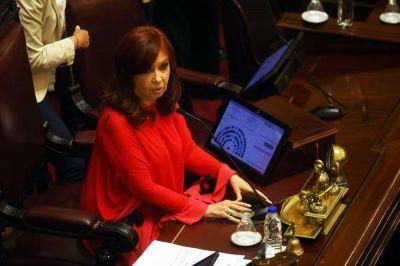Coronavirus en la Argentina: críticas de senadores opositores a Cristina Kirchner por el