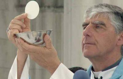 Murió Miguel Ángel D'Annibale, obispo de San Martín