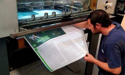Gráfica recuperada imprimirá gratis material de estudio a alumnos de escuelas públicas