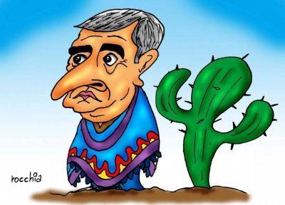 No es una joda para Tinelli: el gobernador de Jujuy pondrá
