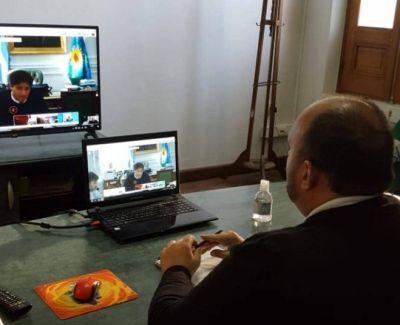 Intendentes peronistas le acercaron propuestas e inquietudes a Kicillof