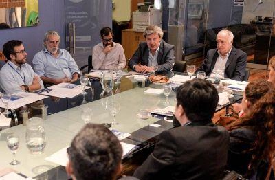 """La APOC pide convocar al diálogo social para """"enfrentar la economía que viene"""""""