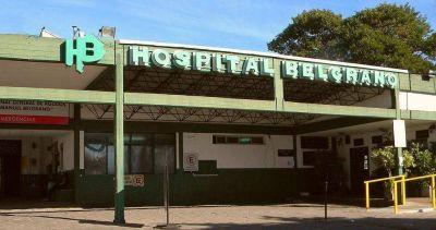 Hospital Belgrano: 12 trabajadores de la salud tienen coronavirus y esperan 18 resultados más