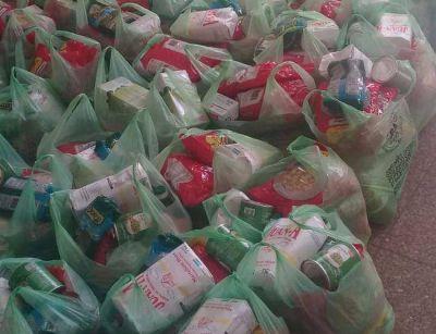 El Consejo Escolar de San Martín repartió el Servicio Alimentario (SAE) a 36.500 alumnos