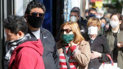 Cuarentena: aumentó la cantidad de personas transitando en la Ciudad