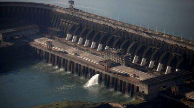 Argentina y Brasil conversan liberación de agua en el río Paraná