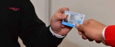 Información sobre el trámite de licencias de conducir en Merlo