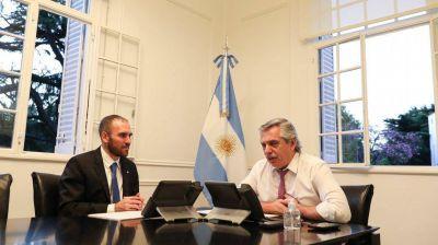 Deuda externa: Alberto Fernández citó gobernadores a Olivos
